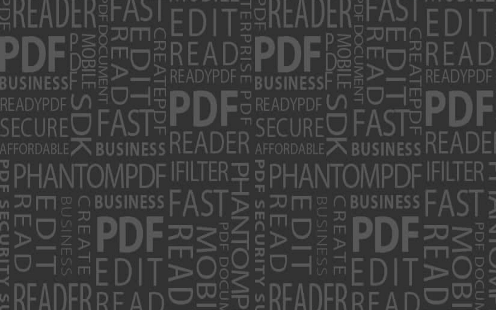 Best PDF Software 2019