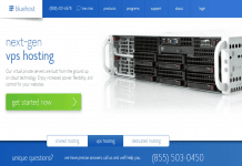 Bluehost VPS Hosting Review