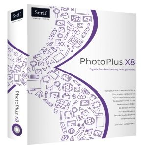 serif photo plusx 8 box