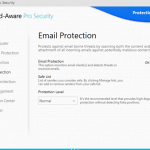 Ad-Aware 11 Pro Security features