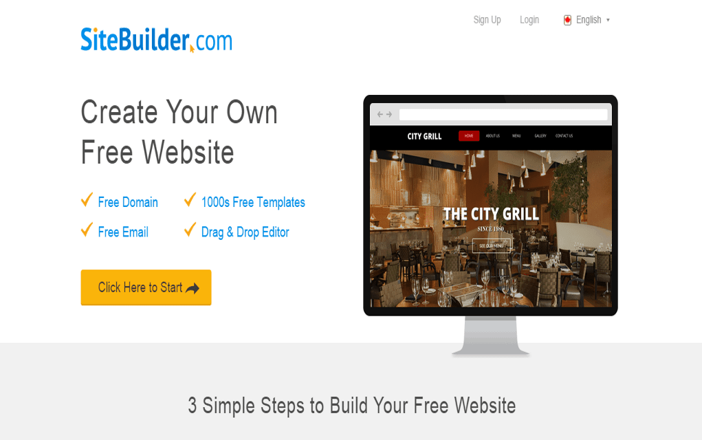 SiteBuilder.com Review