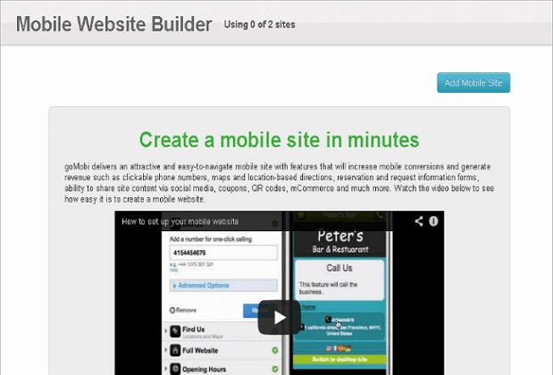 Netfirms website Builders