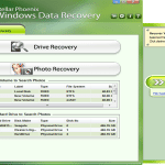 Stellar Phoenix Windows Data Recovery photo recover