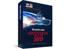 BitDefender Antivirus Plus 2017 Review