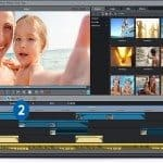 MAGIX Movie Edit Pro 2016 homepage