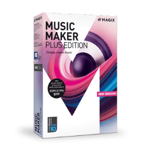 Music Maker Plus Edition