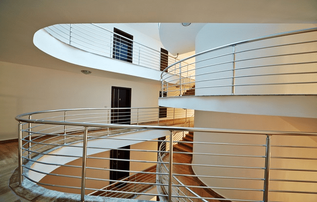 Stainless Steel Balustrade Surface