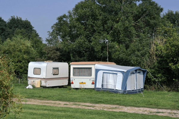 different types of caravans