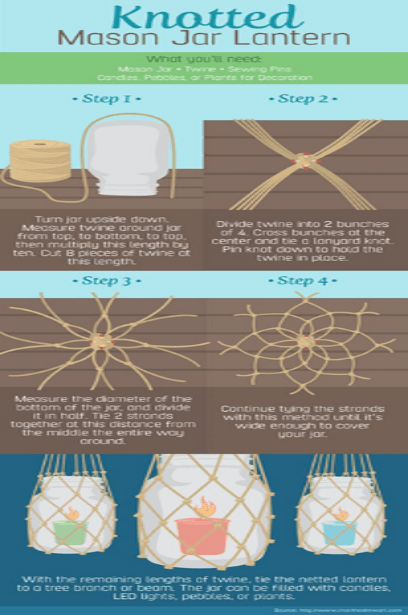 How TO DIY crafts and home décor tips
