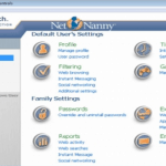 net nanny dashboard