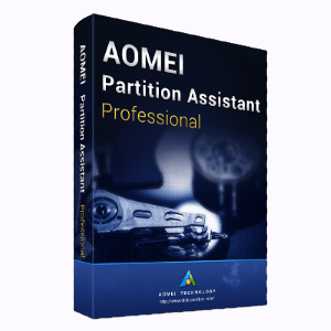 AOMEI Partition Assistant 2017