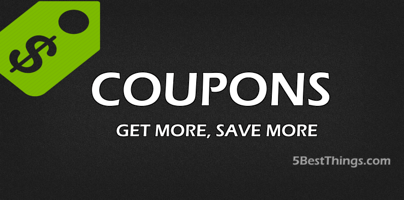 5bestthings coupons
