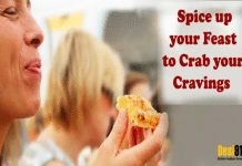 Spice up your Feast in Healthy Way to curb your Cravings