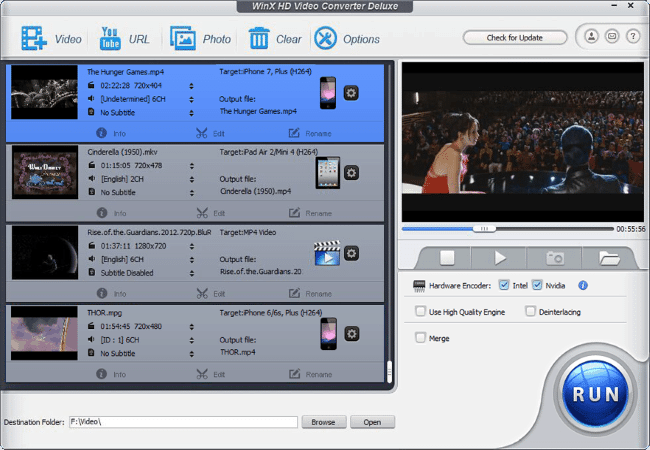 WinX HD Video Converter Review | Pro & Cons of WinX Video