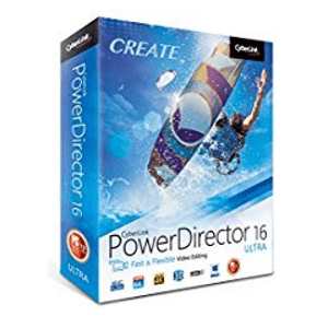 Cyberlink Power Director 16