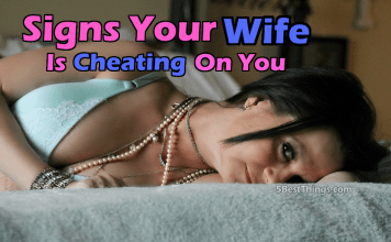 Signs Your wife Cheating