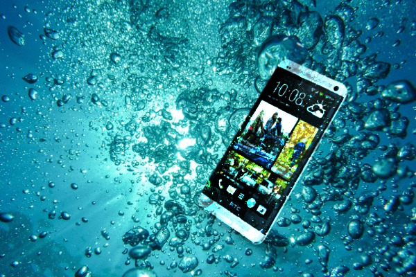 Waterproof mobile