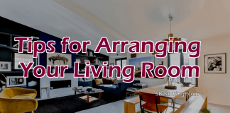 Arranging Your Living Room
