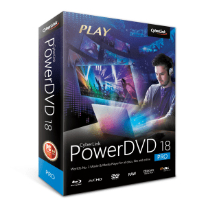 Cyberlink PowerDVD 18