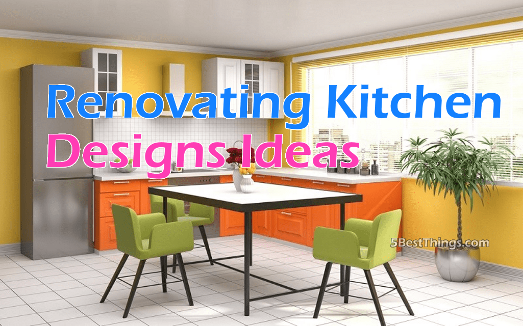 Renovating Kitchens Designs Ideas