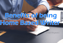 home based writer