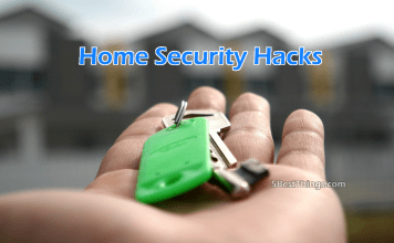 Home Security Hacks
