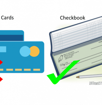 checkbook vs credit card