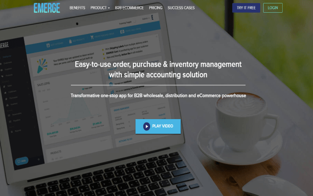 EMERGE App Best Inventory Management
