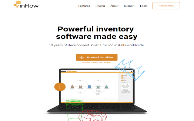 InFlow Best Inventory Management