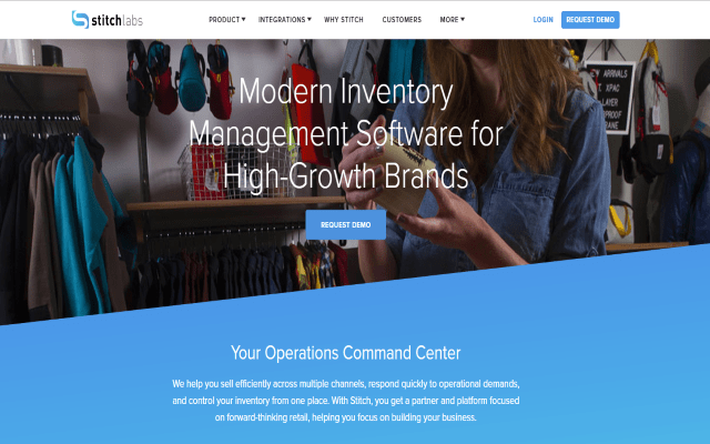 Stitch Labs Best Inventory Management