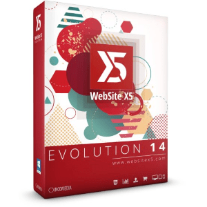 WebSite X5 Evolution 14 review