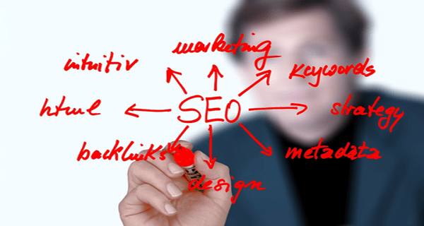 Optimize web pages for search engines