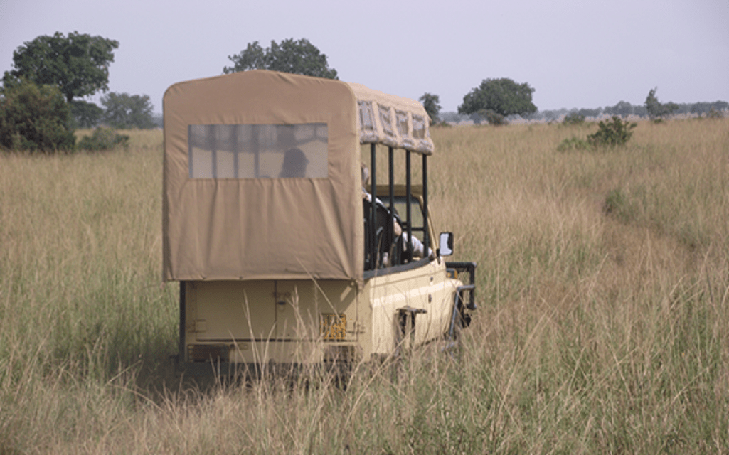 self drive safari in Uganda