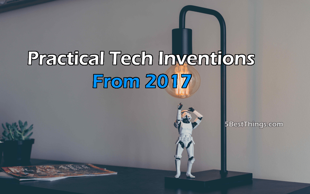 Practical Tech Inventions
