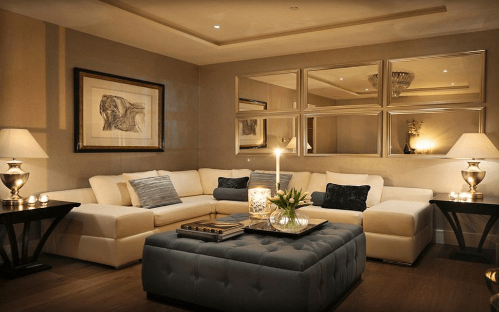 Home Decor Ideas Will Maximize Space In Living Room
