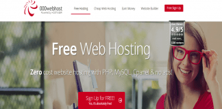 000webhost review