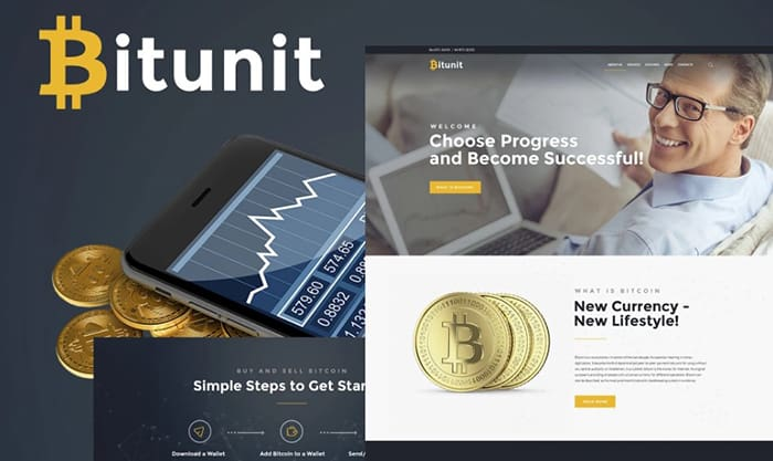 Bitunit WordPress Theme