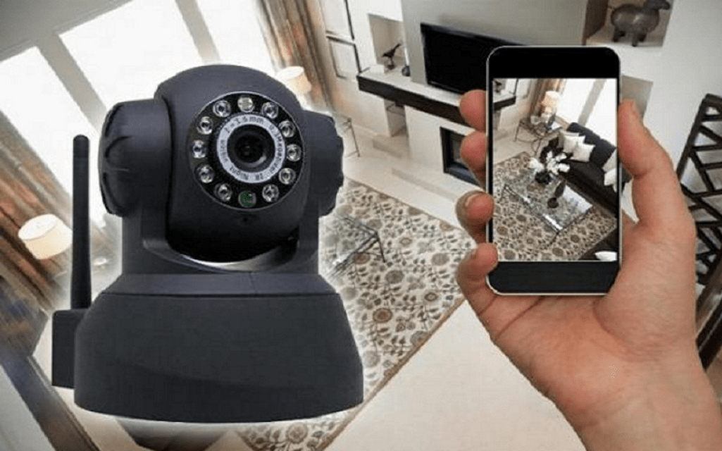 Advantages of using security cameras
