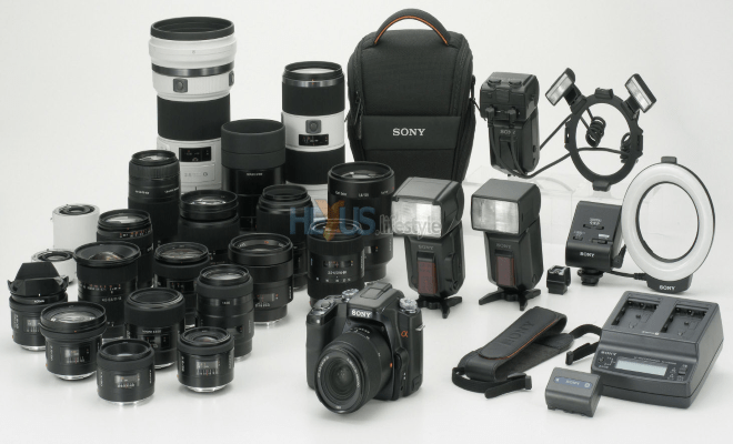 Camera Accessories Makes Photographer