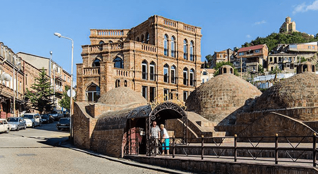 Take A Trip To Old Tbilisi