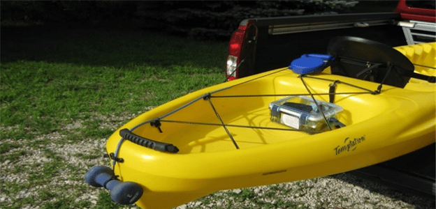 Drift kayak or anchor