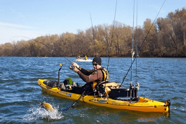 Fishing Kayak