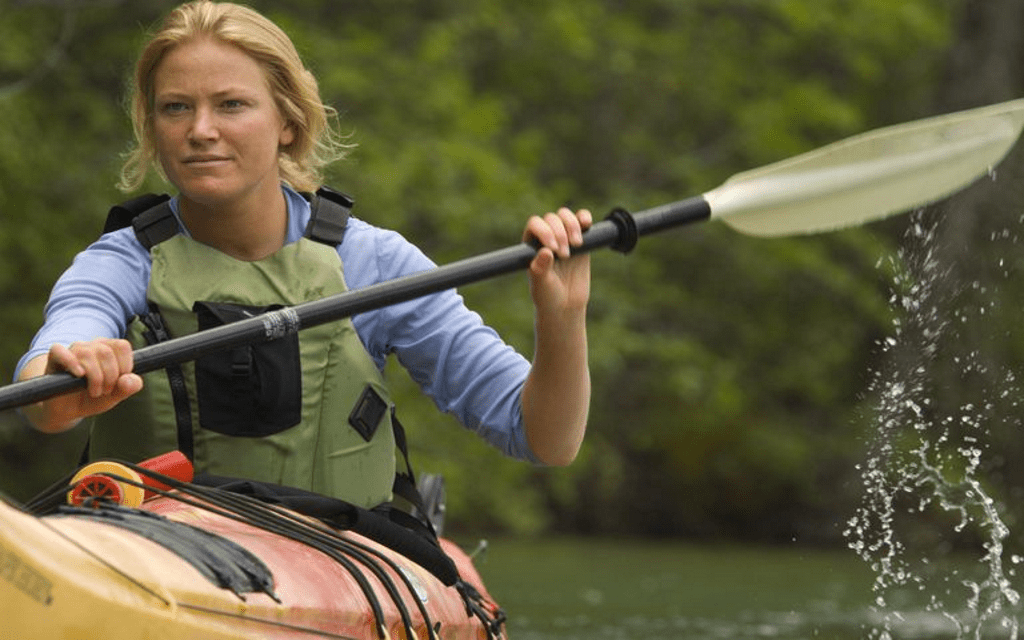 How To Choose The Right Paddle For Kayaking