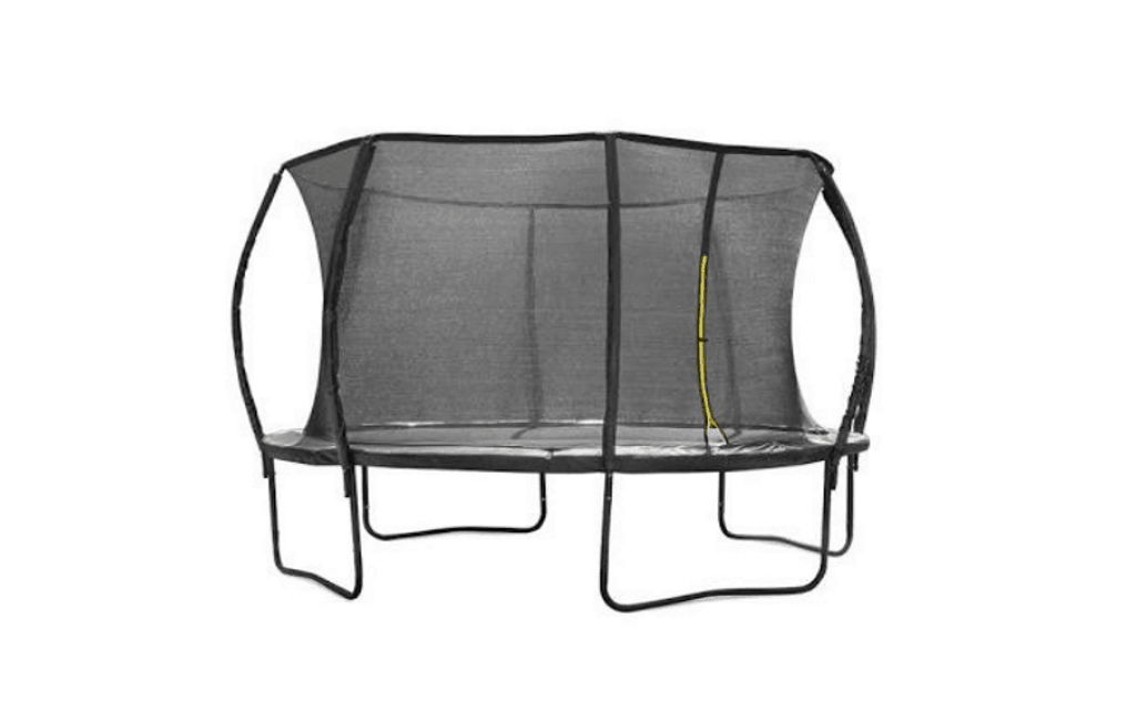 trampoline net safety