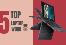 Best Laptop for Work