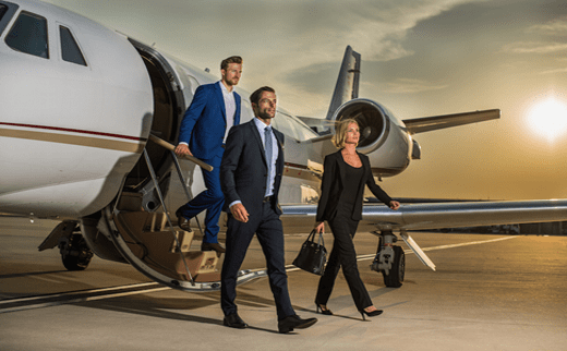 Find The Right Business Jet