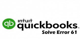 How to Solve QuickBooks Error 61