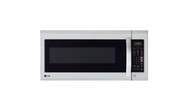 LG LMV2031ST Over-The-Range Microwave Oven