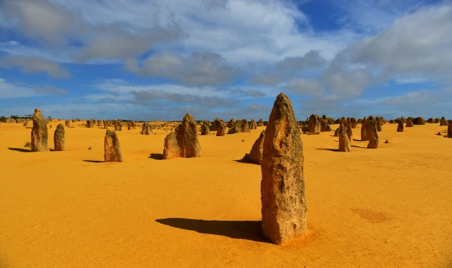 The Pinnacles at Cervantes
