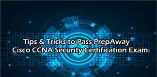 Cisco CCNA Security Certification